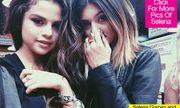 Selena Gomez hút thuốc trong hộp đêm