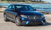 Mercedes-Benz phát hiện ra lỗi trên E 300 phiên bản 2017