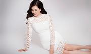 Hoa hậu Diễm Trần khoe đường cong chữ S hoàn hảo trong bộ ảnh mới