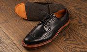 2 mẹo đơn giản giúp bạn phân biệt giày da thật và da giả