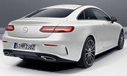 Phiên bản đặc biệt của Mercedes-Benz E-Class Coupe chỉ có 555 chiếc
