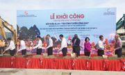 TP Hồ Chí Minh khởi công tuyến cống bao 85 triệu USD