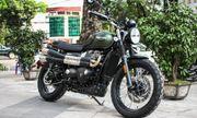 Mẫu môtô hoài cổ về Việt Nam giá