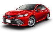 Toyota Camry thế hệ mới sắp ra mắt