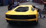 Lamborghini Aventador S đầu tiên về Việt Nam