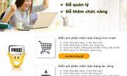 Công bố gói phần mềm bán hàng miễn phí với nhiều tiện ích