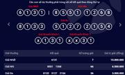 Kết quả xổ số điện toán Vietlott ngày 23/5: 7 người may mắn trúng giải nhất MAX 4D