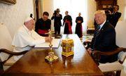 Tổng thống Donald Trump gặp Giáo hoàng Francis tại Vatican
