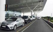 """Đi sân bay Nội Bài chỉ 150.000 đồng, taxi hết thời """"làm giá"""""""