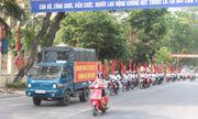 Khánh Hòa và Ninh Bình: Mít tinh hưởng ứng