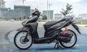 Cận cảnh xe Honda tay ga độ độc nhất Việt Nam