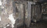 Hình ảnh các vật dụng bên trong tòa chung cư ở London biến dạng, cháy đen thành tro