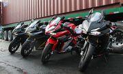 Honda mẫu sportbike 250 phân phối về Việt Nam giá hơn 200 triệu đồng