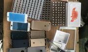 Khám xét lô túi Chanel, Hermes, điện thoại đắt tiền nhập lậu vào Việt Nam