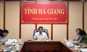 Chủ tịch UBND Hà Giang: Cần có hệ thống pháp luật đồng bộ, cải cách thể chế