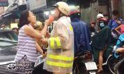 Vụ nữ tài xế lăng mạ, túm cổ áo CSGT: Luật sư nói gì?
