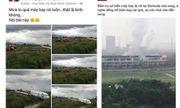 Tung tin bịa đặt máy bay rơi ở Nội Bài có thể bị xử lý hình sự?