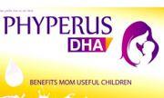 Thực phẩm chức năng PHYPERUS DHA không đạt chất lượng