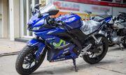 Yamaha R15 v3 Movistar giá 110 triệu đồng tại Việt Nam