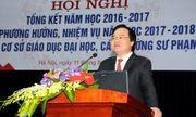 """Bộ trưởng Phùng Xuân Nhạ lý giải """"mưa"""" điểm 10 kỳ thi THPT quốc gia 2017"""