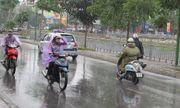 Miền Bắc mưa dông diện rộng, cần đề phòng lũ quét