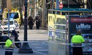 Vụ khủng bố ở Barcelona: Chiếc xe tải lao với vận tốc 80-100 km/h