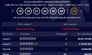 Kết quả xổ số điện toán Vietlott ngày 22/8: Giải Jackpot 40 tỷ đồng không thuộc về ai