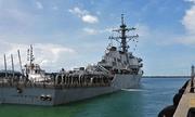 Chuyên gia nghi tàu khu trục của Hải quân Mỹ bị tấn công mạng?