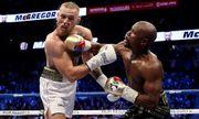 Hạ gục McGregor trong trận đấu boxing tỷ đô, Mayweather tuyên bố giải nghệ