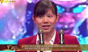 Kình ngư Ánh Viên được vinh danh tại VTV Awards 2017