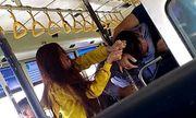 Tình tiết bất ngờ vụ nhân viên xe buýt đánh nhau với đôi nam nữ ở Sài Gòn