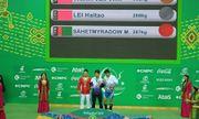 Kurash mang về huy chương vàng thứ 4 của Thể thao Việt Nam tại AIMAG 2017