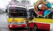 Vụ xe buýt đối đầu, 4 người thương nặng phải nhập viện