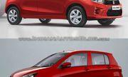 Suzuki Celerio 2018 vừa ra mắt liệu có