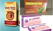 Bogan Actiso Forte, Baby Mamy và Boils toxic u nhọt bị xử phạt 142 triệu đồng