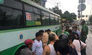 Nữ sinh bị xe buýt cán tử vong trên đường về nhà