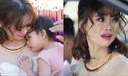 Chị đi lấy chồng, em gái 3 tuổi òa khóc nức nở: