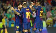 Messi tỏa sáng, Barcelona đại thắng trước Olympiacos