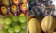 Chị em Hà Thành tranh nhau đặt mua táo héo, nho rụng, dưa sứt vỏ