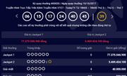Kết quả xổ số Vietlott hôm nay 21/10: Số phận cho giải Jackpot hơn 77 tỷ đồng?