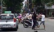Hà Nội: Tài xế lao vào ẩu đả sau va chạm giao thông, một người tử vong