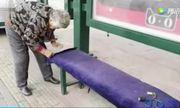 Cô Tấm U90 của những trạm xe buýt khiến mọi người phải thán phục