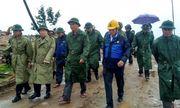 Bão Damrey giật cấp 15 áp sát đất liền, sơ tán hơn 426.000 dân