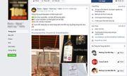 Bất cập công tác quản lý việc quảng cáo rượu mạnh trên mạng