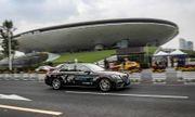 Mercedes-Benz đưa xe tự lái S-Class thử nghiệm ở Trung Quốc