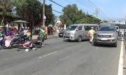 Tin tai nạn giao thông mới nhất ngày 9/11/2017