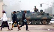 Cộng đồng quốc tế lên tiếng về bất ổn quân sự ở Zimbabwe
