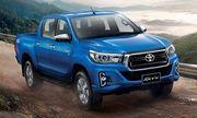 Toyota Hilux Revo 2018 chính thức bán ở Thái Lan với giá từ 466 triệu đồng