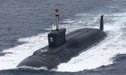 Nga hạ thủy tàu ngầm Knyaz Vladimi để tăng sức mạnh hạt nhân chiến lược
