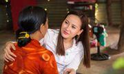 Hoa hậu Hoàn cầu Khánh Ngân: 200 triệu hỗ trợ bà con Phú Yên ít ỏi quá!